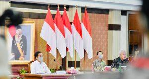Presiden: Kelola Krisis dengan Hati-hati halo indonesia