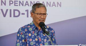 Lebih dari 300 Penambahan Kasus Positif COVID-19 Wilayah Jawa Timur halo indonesia