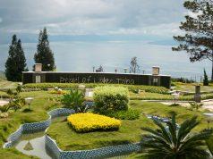 Rekreasi Keluarga di Taman Simalem Resort halo indonesia