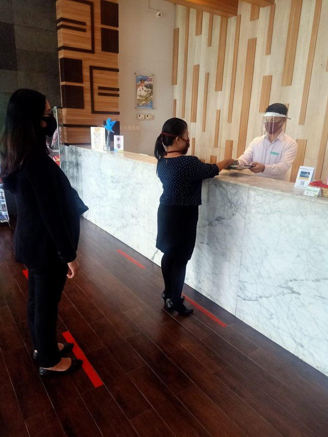 Ayola First Point Hotel Jamin Keamanan Tamu Selama Masa New Normal
