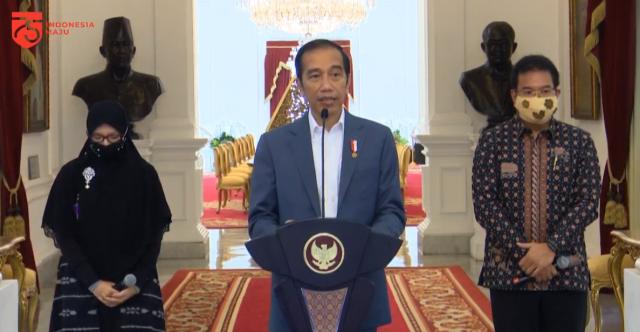 Presiden: Sistem Informasi BLC Jadi Navigasi Cegah Penularan Covid-19 halo indonesia