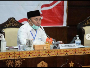 Gubernur Kalteng Pimpin Rakor Pemantapan Pilkada 2020