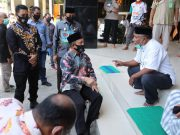 Khotib Ustaz Saiful Islam Alpayage Doakan Mendagri Tito Sukses Kawal Pembangunan Papua