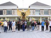Mendagri Dukung Penuh Visi Jokowi Agar Konsep PLBN Zona Pendukung Sentra Ekonomi Skouw Terbangun