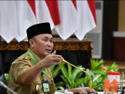 Gubernur Kalteng Minta Para Pendidik Tak Jenuh Mendidik dan Memberikan Pesan Moral