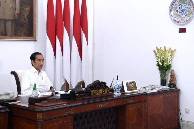 Presiden Jokowi Instruksikan Percepatan Serapan Stimulus Penanganan Covid-19