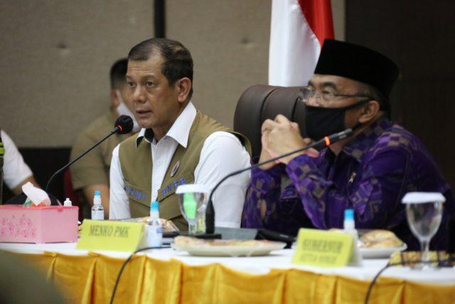 Ketua Gugus Tugas Puji Penanganan COVID-19 Berbasis Kearifan Lokal di Maluku Utara
