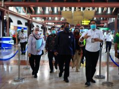 BURT DPR Apresiasi Ketatnya Protokol Cegah COVID-19 di Bandara Soekarno-Hatta