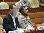 Evaluasi Sarana dan Prasarana Arus Mudik dan Balik Idul Fitri 1441 H, Komisi V DPR Apresiasi Kebijakan Pengendalian Transportasi halo indonesia
