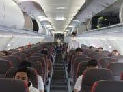 Informasi Penerbangan: Kebersihan Kabin dan Sirkulasi Udara Tetap Terjaga pada Pesawat Jet Airbus Lion Air Group