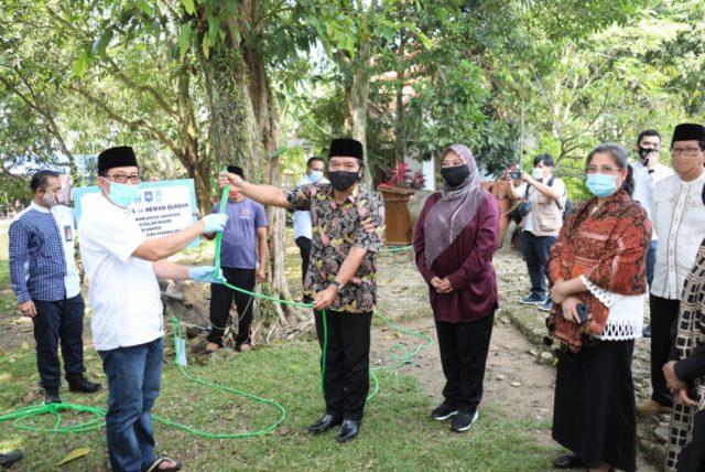 Sekjen Kemendagri Mendukung Penuh Program Islamic Relief Worldwide Di Pandeglang