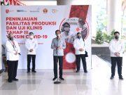 Presiden Jokowi Optimistis Vaksin Covid-19 Segera Ditemukan