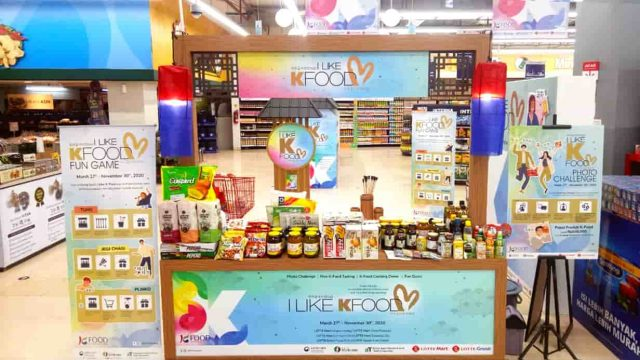 Menikmati kuliner Korea bersama I LIKE K-FOOD
