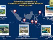Kemenparekraf Segera Bentuk Creative Hub di 5 Destinasi Super Prioritas