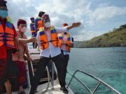 Menhub Lakukan Peletakan Batu Pertama Dua Pelabuhan Penyeberangan Dukung Pariwisata Bali