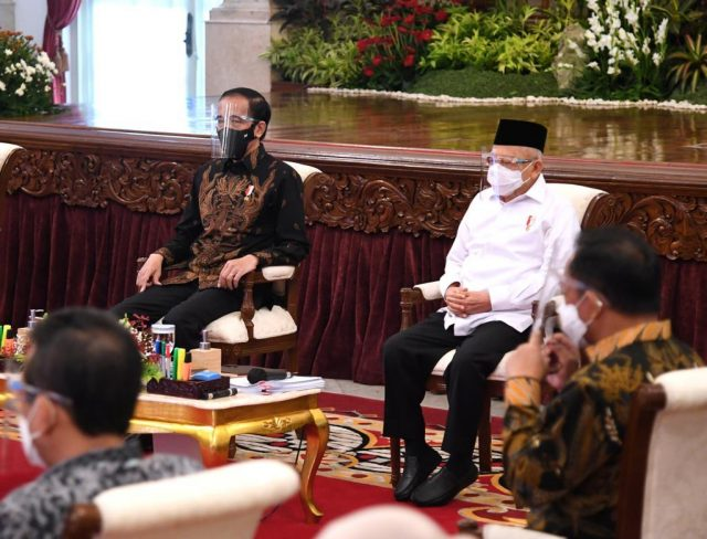 Tangani Pandemi, Presiden: Fokus Nomor Satu Kita Tetap Kesehatan