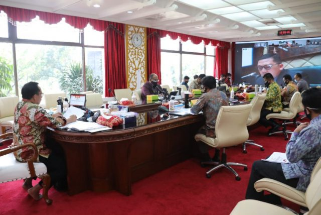 Dorong Sosialisasi Protokol Covid-19, Kemendagri Siapkan 27 Tim untuk Monitoring Daerah