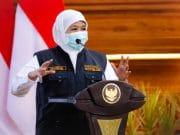 Kampanye Hari Pertama, Gubernur Jatim Ingatkan Patuhi Protokol Kesehatan