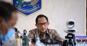 Mendagri Instruksikan Para Pelaksana Tugas dan Penjabat Sementara Kepala Daerah Jaga Netralitas