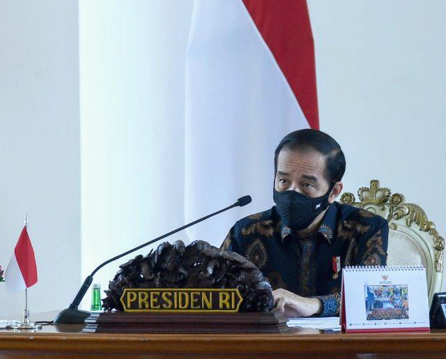 Presiden Jokowi: Percepat Realisasi Belanja Daerah