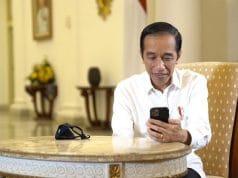 Berbincang dengan Dokter Paru, Presiden: Saya Bisa Bayangkan Betapa Berat Tangani Covid-19