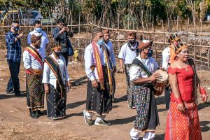 Kemenparekraf-Kemendes PDTT Kolaborasi Kembangkan Desa Wisata Batu Cermin NTT
