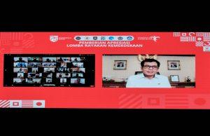 """""""Perjuangan dan Harapan Menuju Indonesia Maju"""" Jadi Karya Terbaik di Lomba Rayakan Kemerdekaan"""