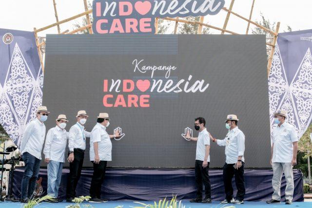 Menparekraf Serahkan Sertifikat Indonesia Care Pertama di Bintan Kepri