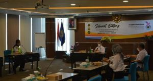 Gelar Rapat di Surabaya, Menhub Instruksikan Jajarannya Perketat Penerapan Protokol Kesehatan