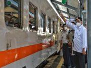 Menhub Resmikan Reaktivasi Jalur KA Cianjur - Ciranjang - Cipat