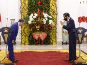 Presiden Jokowi dan PM Suga Sepakati Kerja Sama Pengelolaan Pandemi hingga Ekonomi