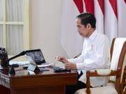 Presiden: Yakinkan Indonesia Aman untuk Jadi Tempat Penyelenggaraan