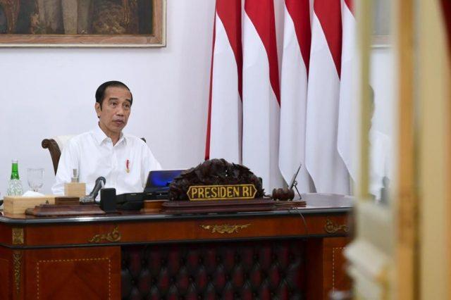 Presiden: Antisipasi Kemungkinan Dampak Fenomena La Nina
