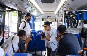 Layanan Bagasi Sepeda Lipat di Bus JR Connexion Akomodir Kebutuhan Pesepeda