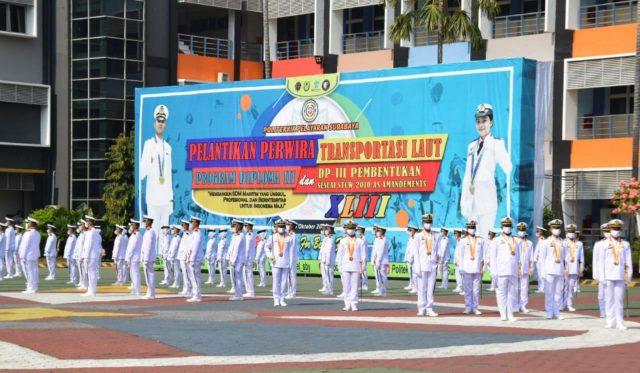 Sekjen Kemenhub: POLTEKPEL Surabaya Harus Mampu Ciptakan Pelaut Siap Kerja
