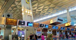 Jumlah Penumpang di Bandara PT Angkasa Pura II Cetak Rekor Lagi!
