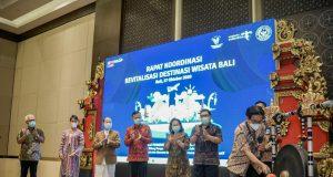 Kemenparekraf Revitalisasi Destinasi Wisata untuk Tingkatkan Kualitas Pariwisata di Bali