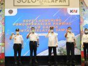 JALUR GANDA KERETA API CIREBON JOMBANG SEPANJANG 550 KM TELAH TERSAMBUNG