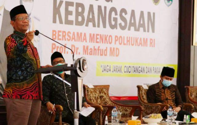 Menko Polhukam: Indonesia Harus Bersatu Dalam Keberagaman