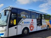 Menhub Apresiasi Kolaborasi PERUM DAMRI dan Dishub Provinsi NTB Luncurkan Bus Ramah Disabilitas