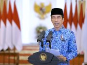Presiden Apresiasi Semangat Pengabdian Anggota Korpri di Tengah Pandemi