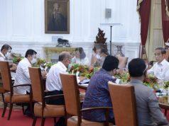 Presiden: Upayakan Terus Keseimbangan Penanganan Pandemi dan Pemulihan Ekonomi