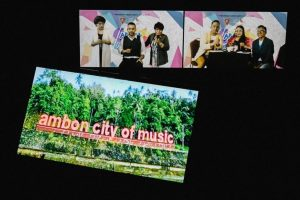 "Kemenparekraf Apresiasi Digelarnya Konser ""Colorful Ambon City of Music"""
