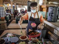 Kemenparekraf Ajak Pelaku Kuliner di Bali Terapkan Protokol CHSE