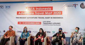Kemenparekraf Promosi Wisata Minat Khusus dalam PATA Indonesia Adventure Travel Mart