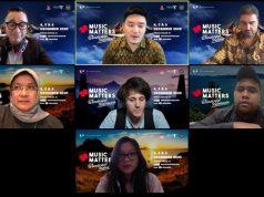 Kemenparekraf Dukung Konser Music Matters sebagai Media Promosi Pariwisata Indonesia