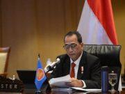 Menhub Pimpin Delegasi Indonesia Dalam Pertemuan Virtual Menteri Transportasi se-ASEAN