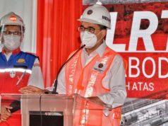 DDT dan LRT Semakin Optimalkan Interkonektivitas Angkutan Massal di Jakarta