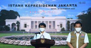 Pemerintah Tutup Sementara Perjalanan WNA ke Indonesia