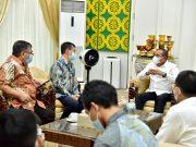 Gubernur Minta Pertamina Jaga Ketersediaan BBM dan Elpiji di Sumut